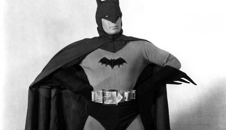Lewis G Wilson Batman 1943