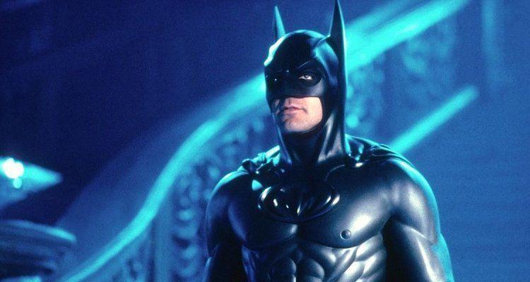 George Clooney (Batman y Robin, 1997)
