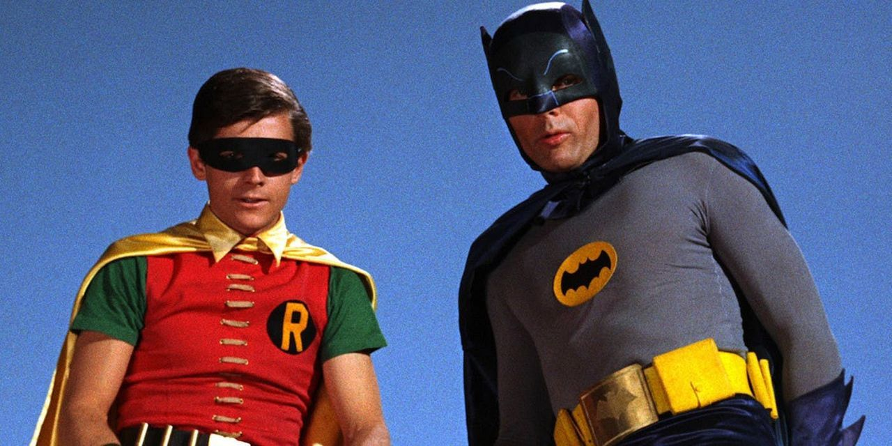 Adam West (Batman, 1966 - 1969)