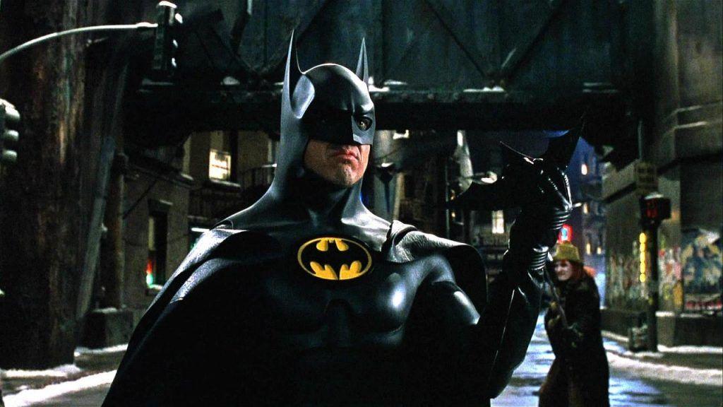 Michael Keaton (Batman y Batman Vuelve 1989, 1992)