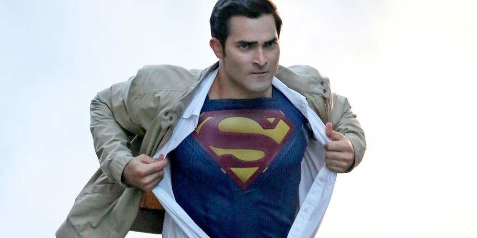Tyler Hoechlin Superman