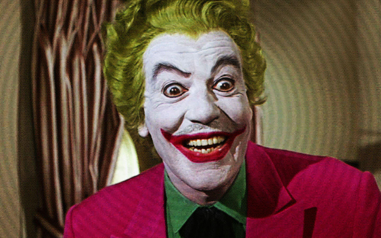 César Romero Joker