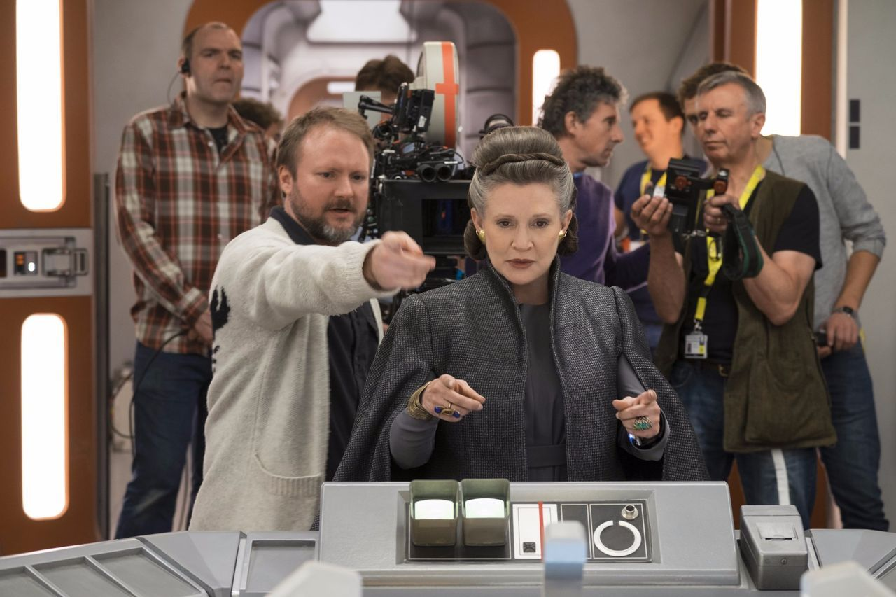 Rian Johnson y Star Wars