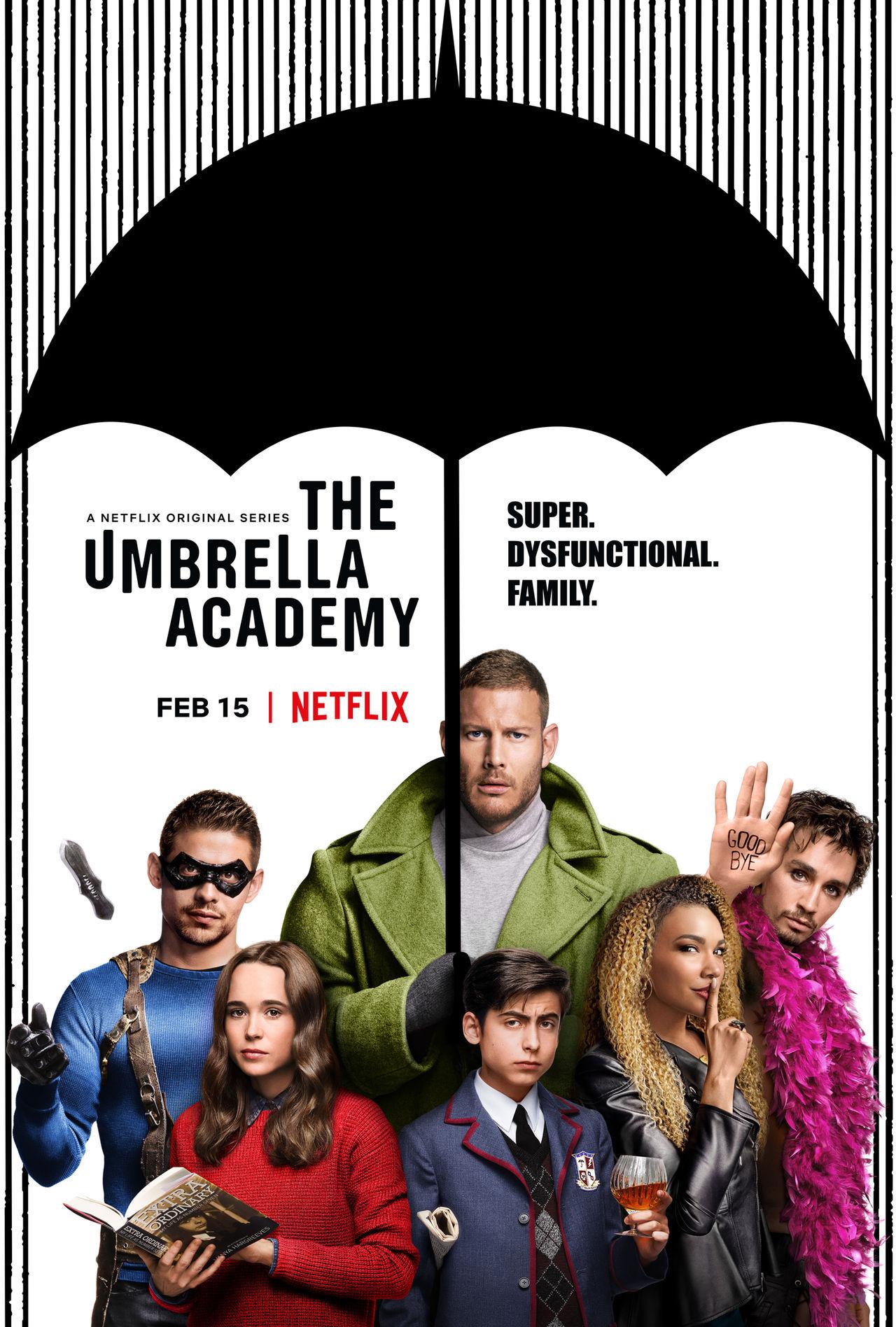 Esta nueva superfamilia llega a Netflix el 15 de febrero