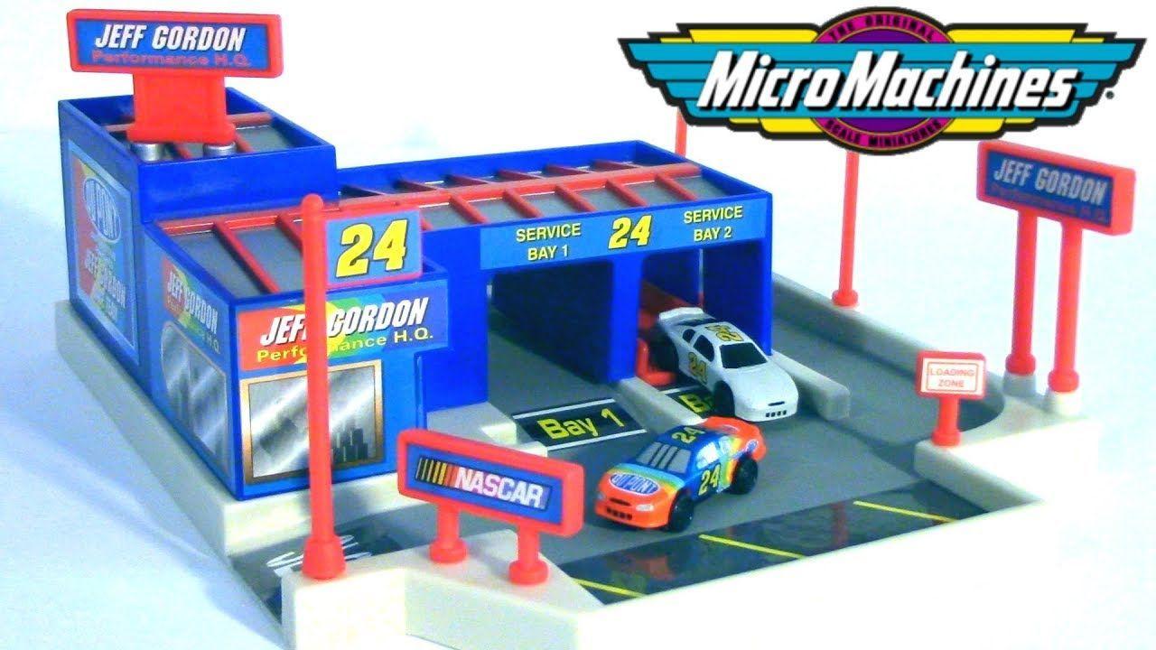 Los años 90: Micromachines