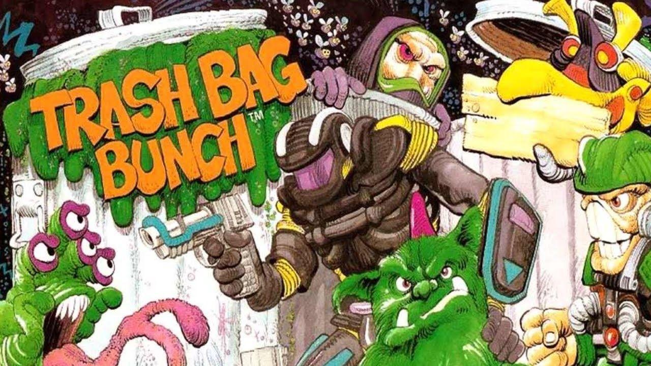 Los guerreros de la basura 4