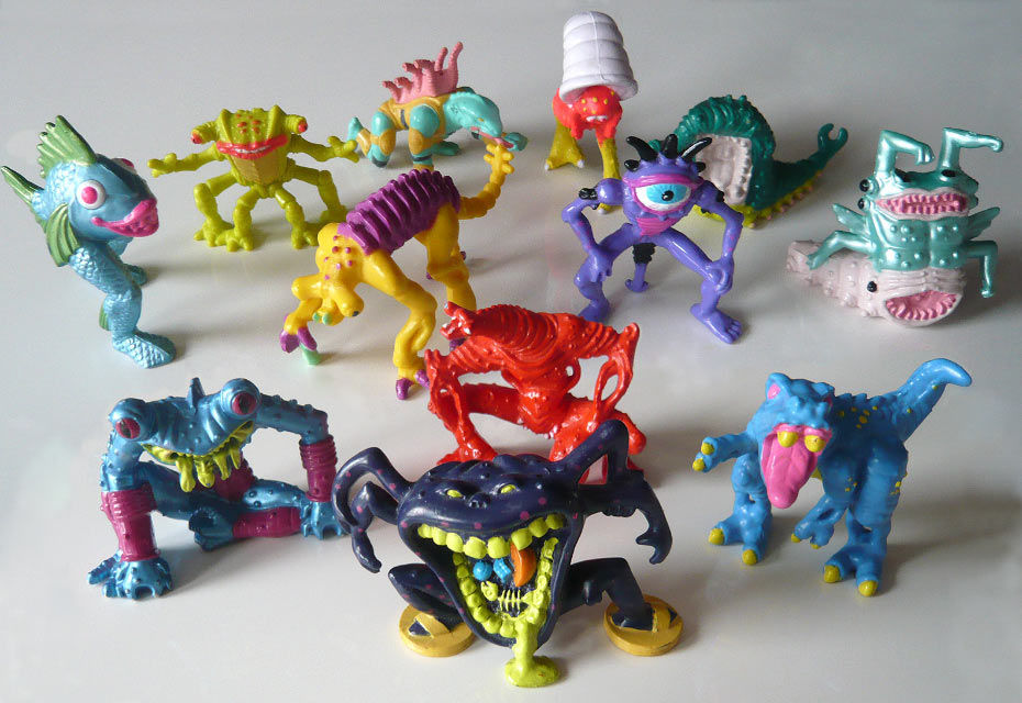 Los guerreros de la basura 8