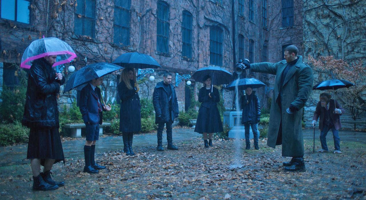 Crítica The Umbrella Academy 1