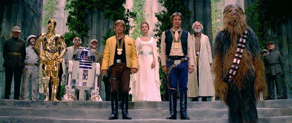 Orden estreno saga Star Wars