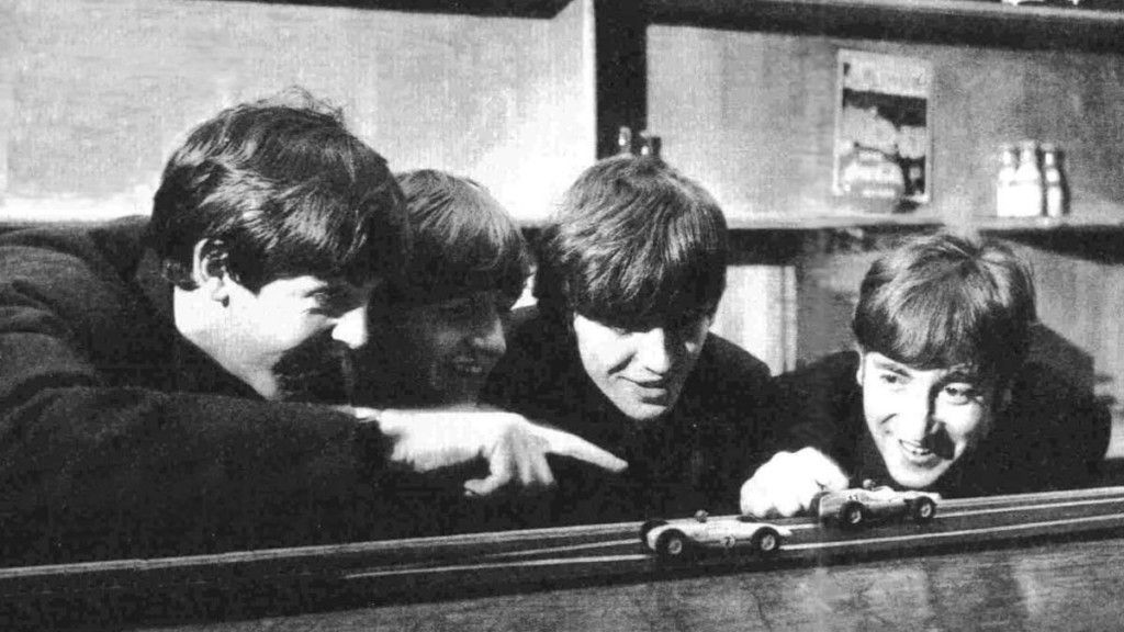 Beatles - Scalextric