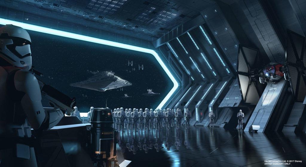 Así será el nuevo y ambicioso parque temático de Star Wars