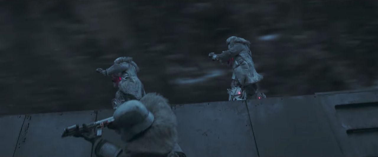 Nuevas tropas imperiales Han Solo