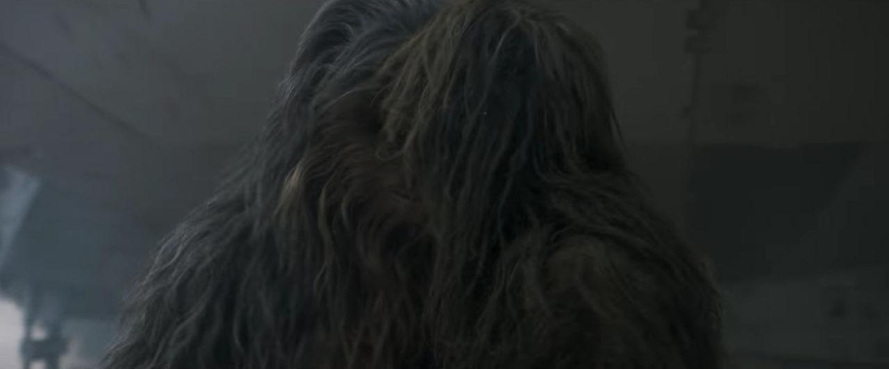 Edad y pareja de Chewbacca Han Solo