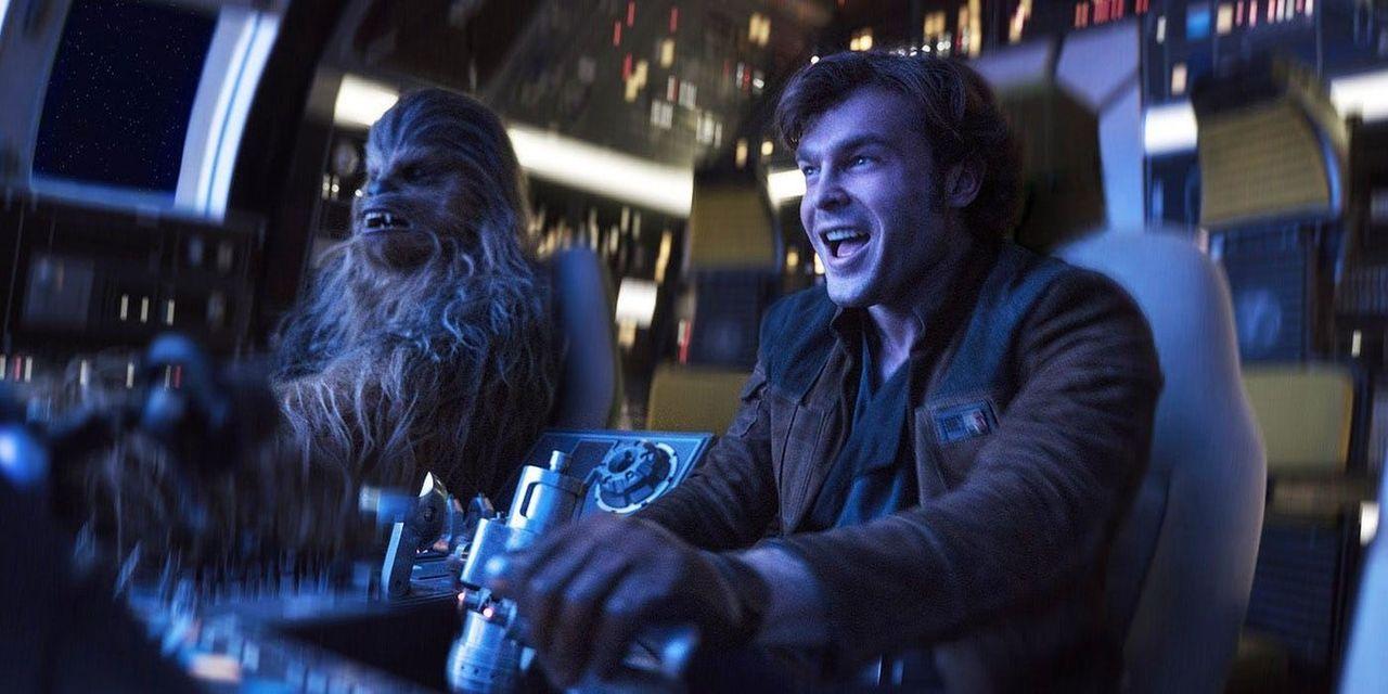 Han Solo Frase galáctica