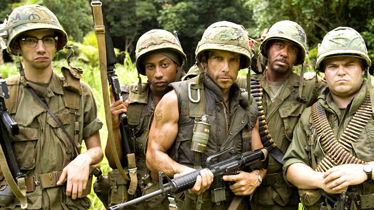 Tropic Thunder - Comedias Netflix