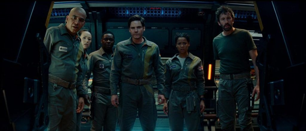 The Cloverfield Paradox - Top películas Netflix
