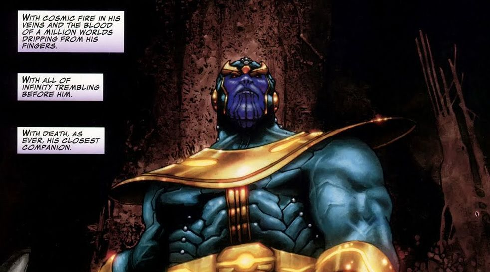 5 cómics que debes leer después de ver Vengadores: Infinity War