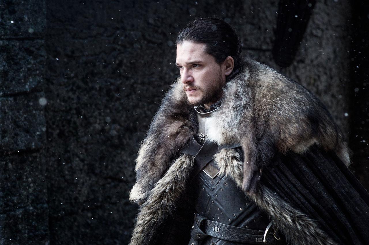 Jon de Juego de Tronos