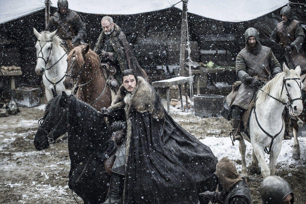 El precio del poder: Jon como líder