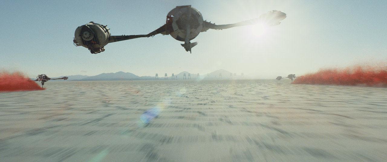 Star Wars Episodio VIII Los Últimos Jedi