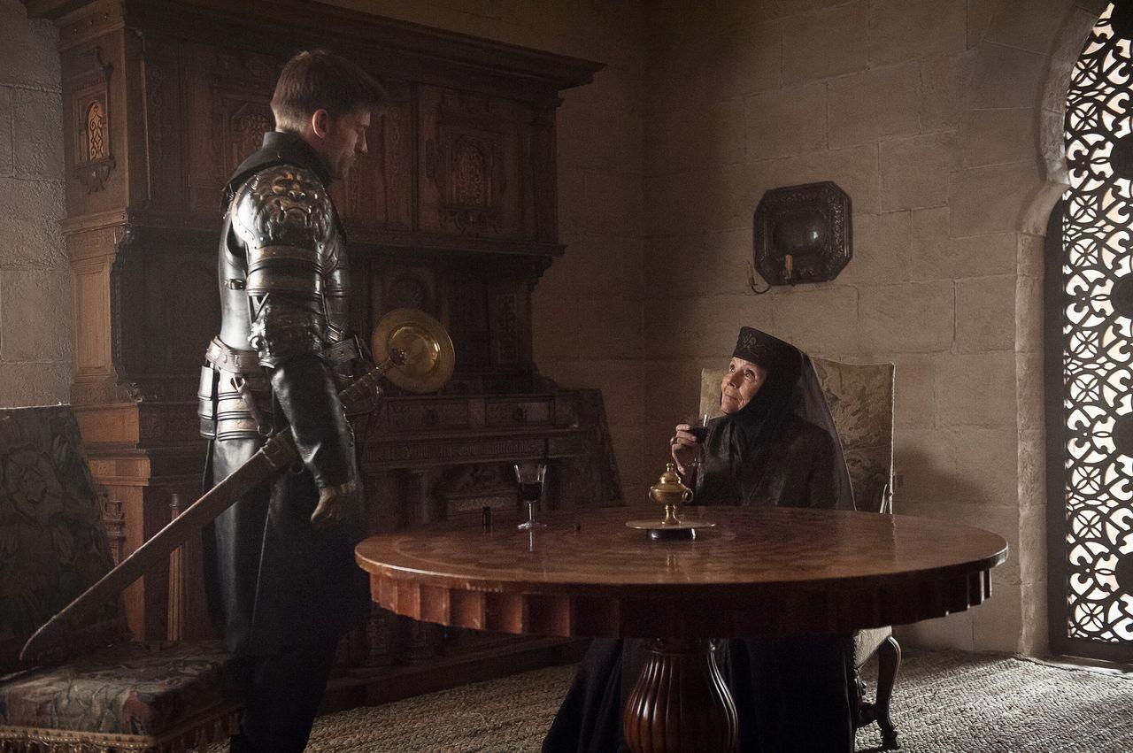 Juego de Tronos 7x03 - La justicia de la Reina