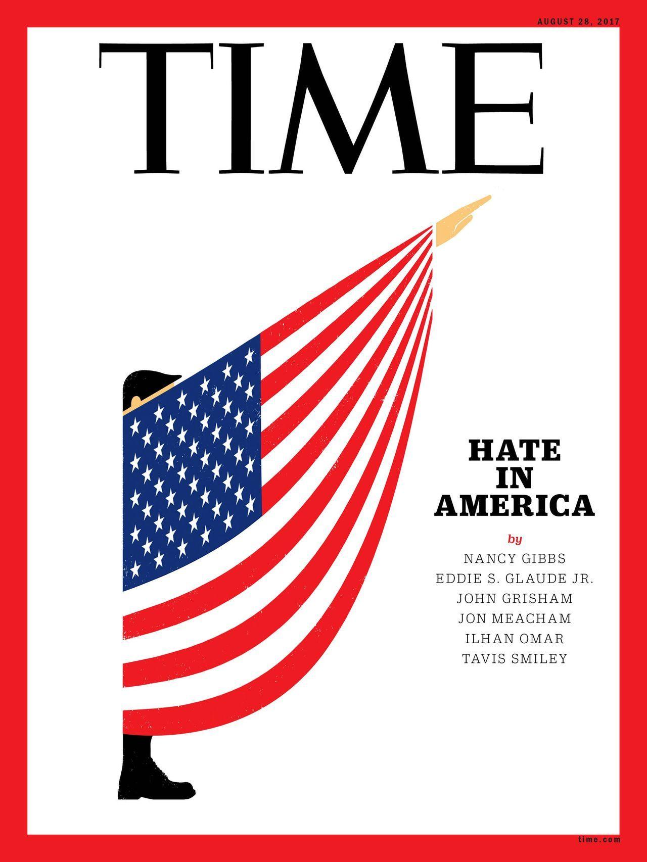 Portadas contra el odio
