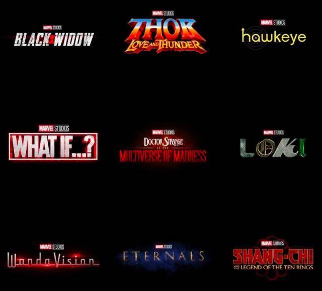Películas Universo Cinemático Marvel Fase 3