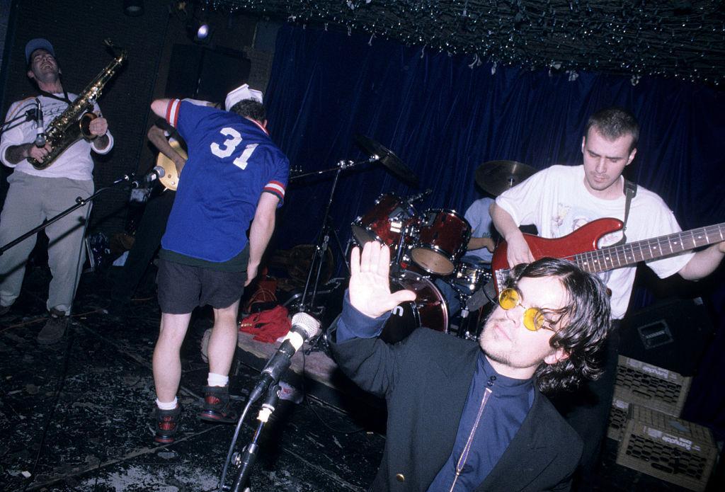 Peter Dinklage tenía una banda de rock metal en los 90