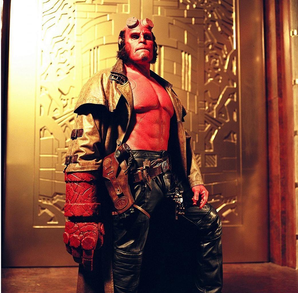 Hellboy viejo