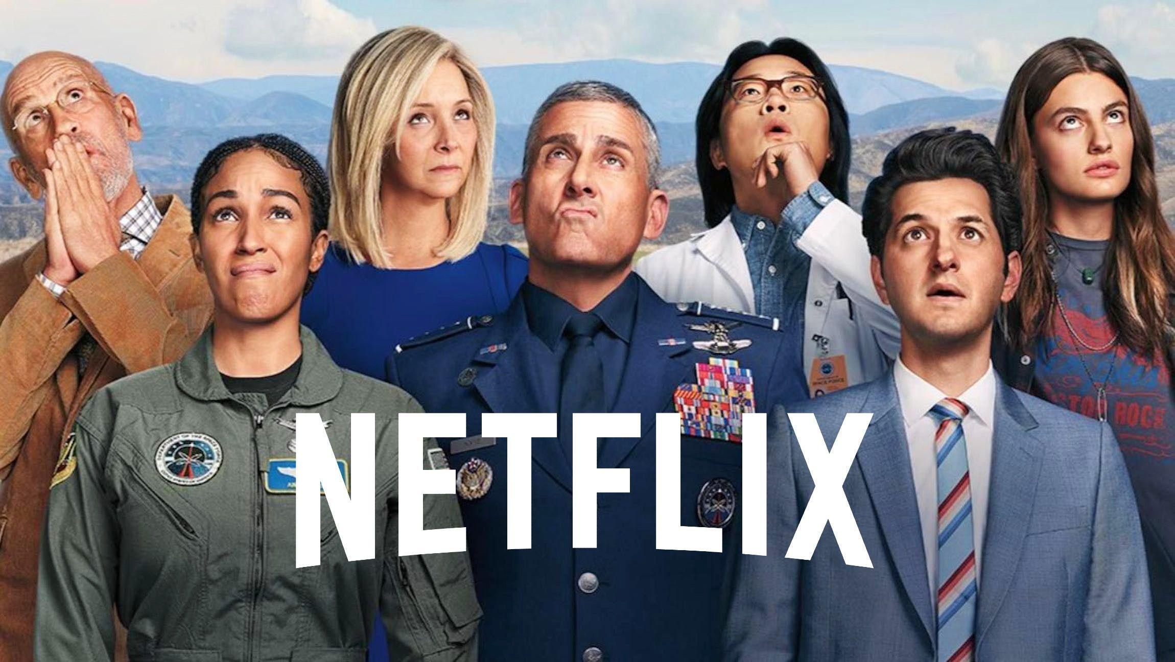 Space Force continúa sus locas aventuras con una temporada 2 en Netflix