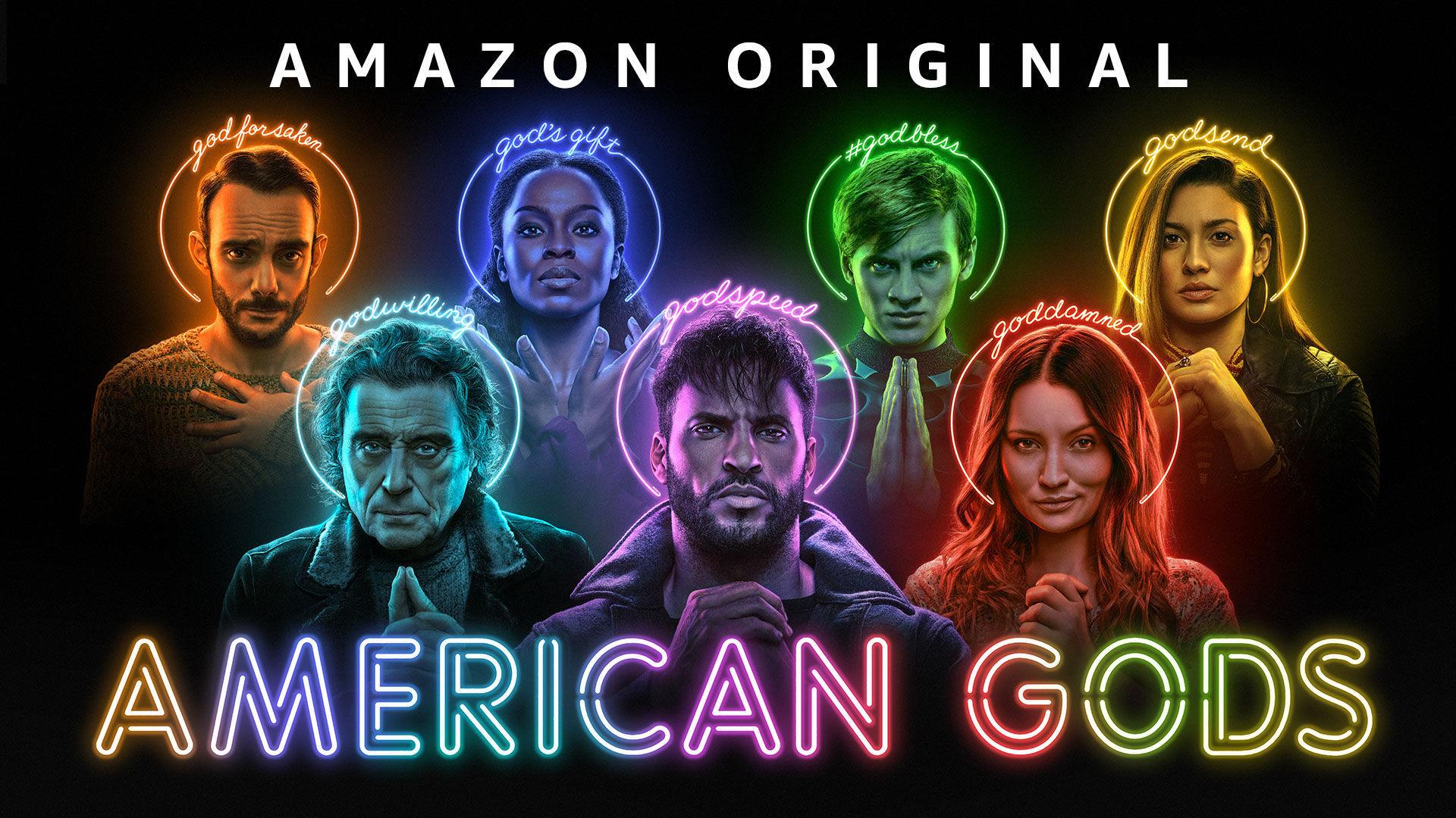 American Gods: Tráiler y póster de la tercera temporada - Vandal Random