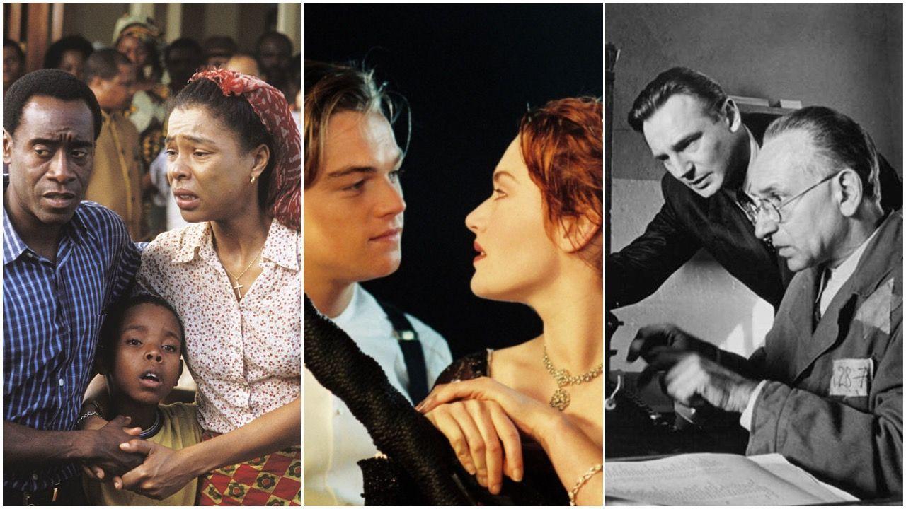 100 Mejores Fotos Peliculas Españolas 2003