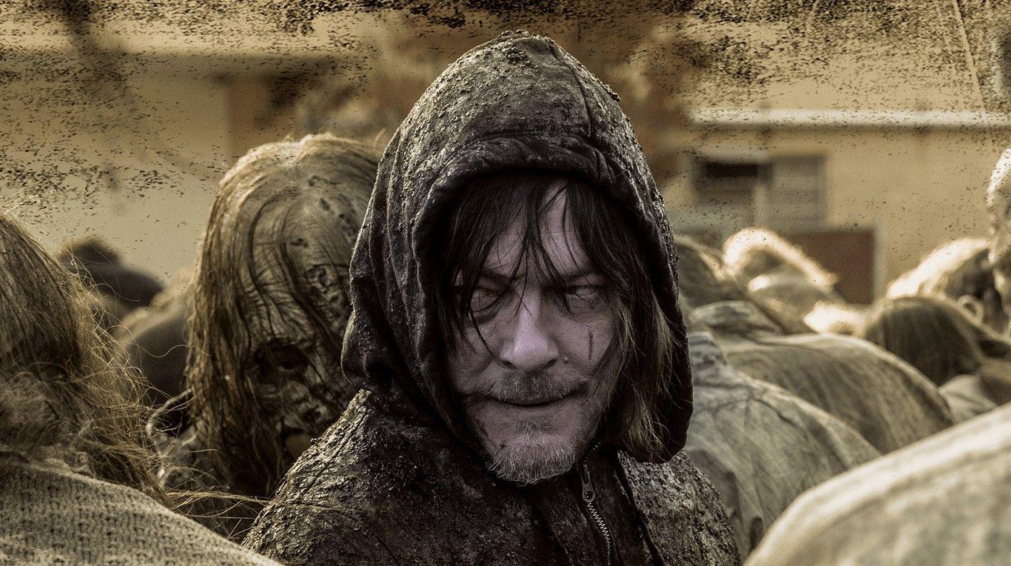 The Walking Dead El Final De La Temporada 10 Dejará Con La Boca Abierta Vandal Random