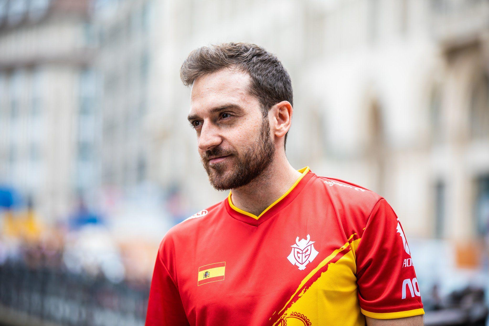 G2 abre las reservas de su camiseta de España por 59,99 euro