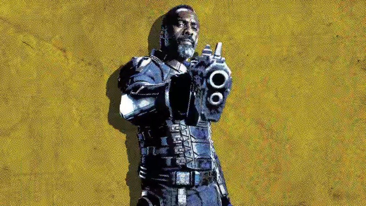 The Suicide Squad: ¿Quién es Bloodsport, el personaje que interpreta Idris  Elba? - Vandal Random